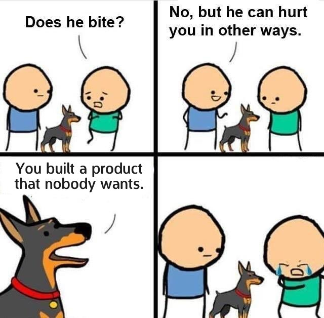 Build what people want